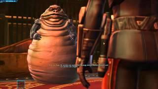 Let's Play Star Wars: The Old Republic #055 [Deutsch] [HD] - Jabbas Freunde