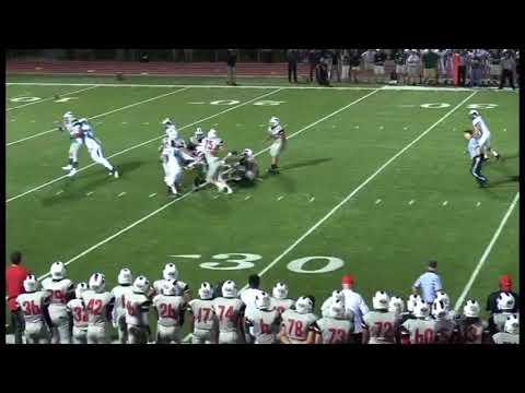 2017 CD Rams Football vs Susquehanna Township