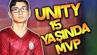 15 YaŞindakİ Oyunun En İyİ Oyuncusu Unİty 'İn Hesabinda Oynadim !! - Zula