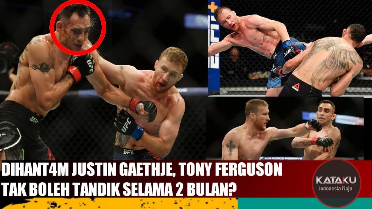 UFC 249 TERBARU ~ AZABBB!! , DIB0GEM JUSTIN GAETHJE TONY ...