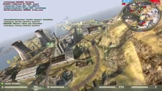 Battlefield 2 Dalian Plant Multiplayer Jet Gameplay