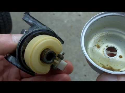 Troy Bilt Generator Carburetor Repair