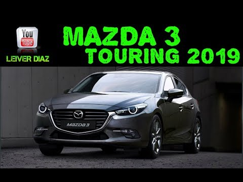 Mazda 3 Touring 2019 Youtube