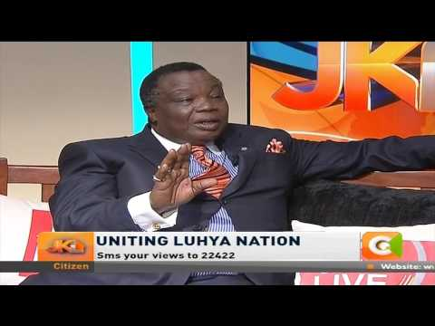 JKL :Did Francis Atwoli succeed in his quest to unite the Luhya Nation? [ Part 1]