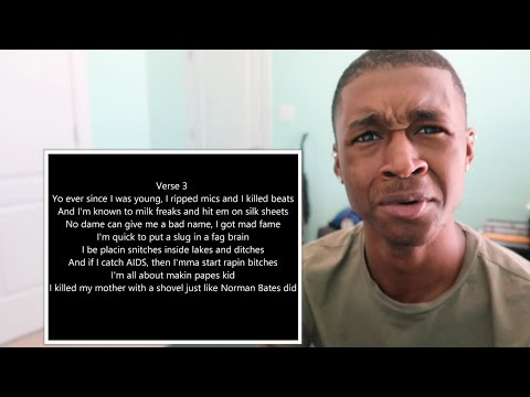 BIG L - ALL BLACK (LYRICS) | REACTION