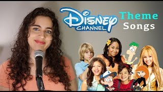 "Timeline of ""Disney Channel"" Theme Songs (2000-2018)"