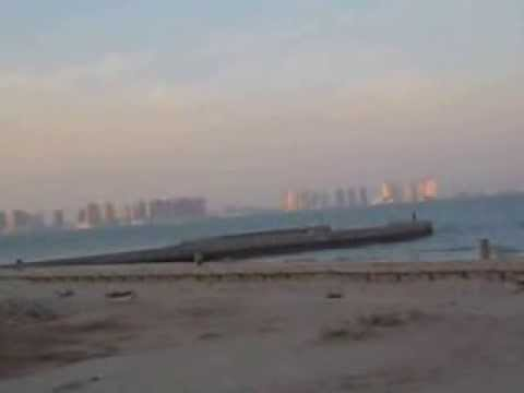 Doha,Qatar,sea coast