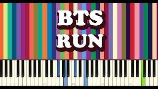 Download Lagu BTS - Run piano cover 방탄소년단 피아노커버 mp3