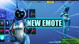 COMMENT POUR GET THE 'NEW' FORTNITE RUNNING MAN V3 DANCE FOR FREE IN (FORTnite)