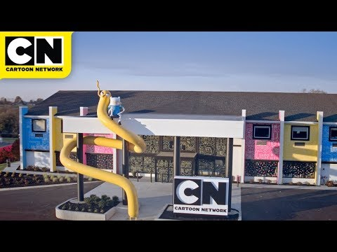 Check In To The Cartoon Network Hotel Animation Magazine