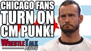Austin Aries SHOOTS On WWE! Fans Turn On CM Punk! | WrestleTalk News Aug. 2018