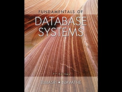 Fundamentals Of Database Systems By Elmasri And Navathe Pdf