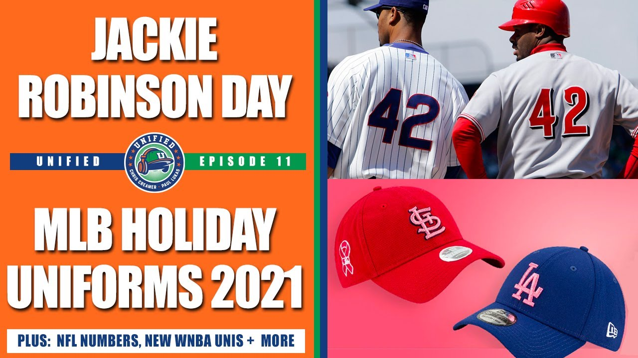 Here's what MLB is doing for Jackie Robinson Day in 2021