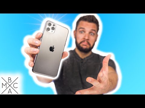 iPHONE 11 PRO MAX UNBOXING: Apple's SEXIEST iPhone Yet?!