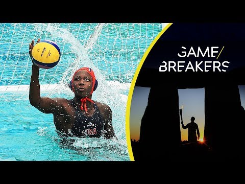 How water polo MVP Ashleigh Johnson smashed stereotypes   Game Breakers