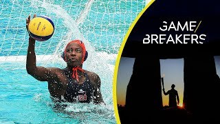 How water polo MVP Ashleigh Johnson smashed stereotypes | Game Breakers