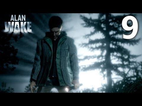 Alan Wake Прохождение - Депо - [9 Серия]