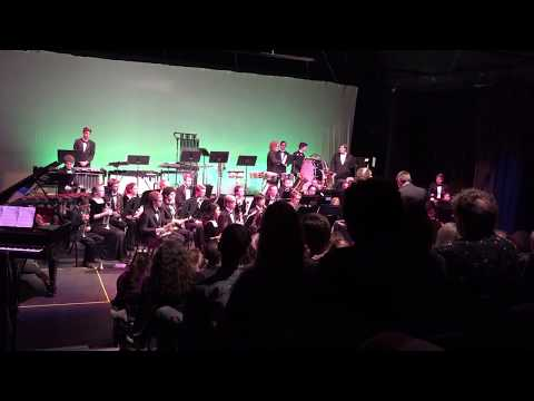 San Antonio Dances by Frank Ticheli performed by San Diego Academy Wind I