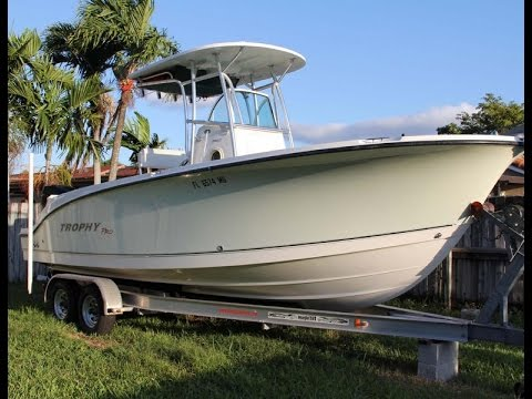 [SOLD] Used 2005 Trophy 2503 in Miami, Florida
