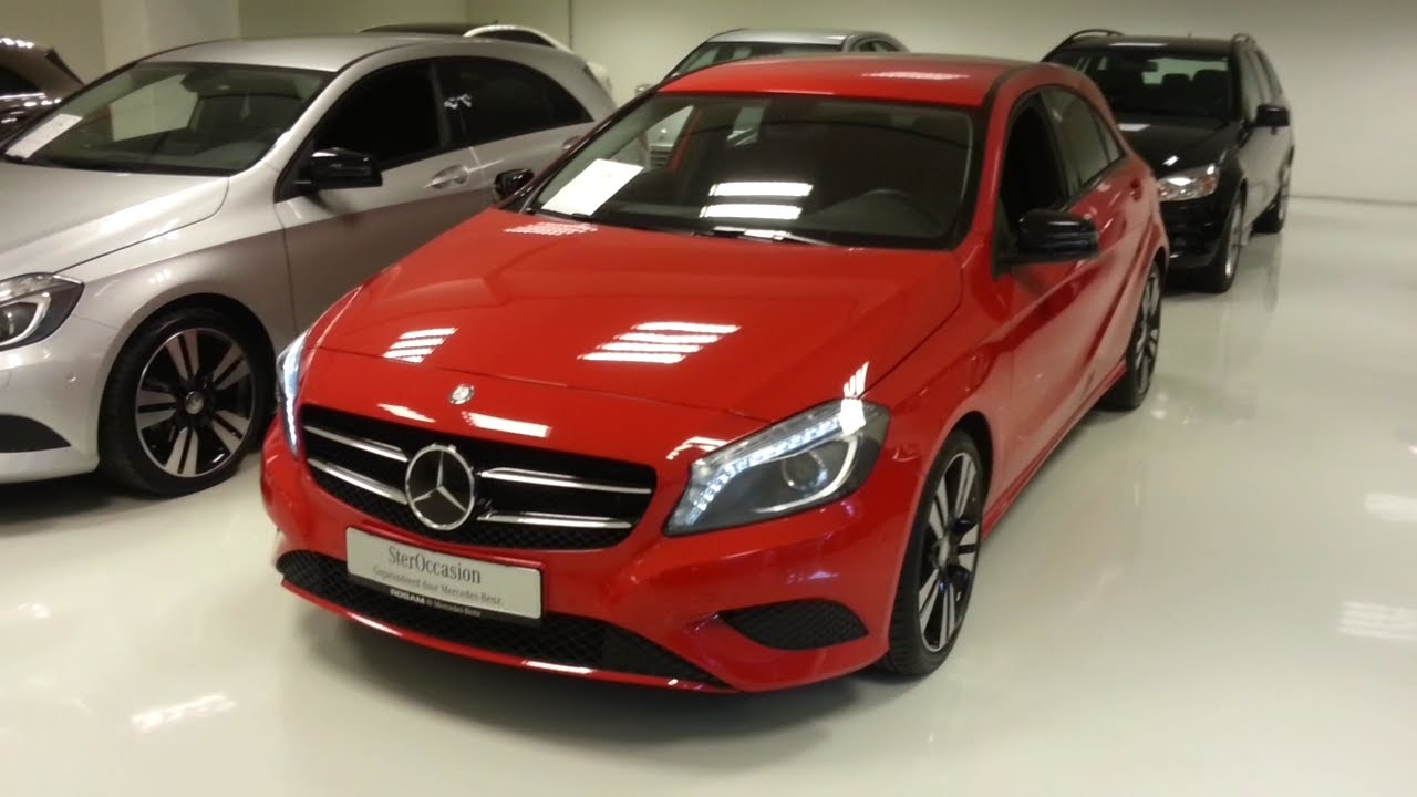 mercedes benz a class 2014 in depth review interior exterior youtube. Black Bedroom Furniture Sets. Home Design Ideas