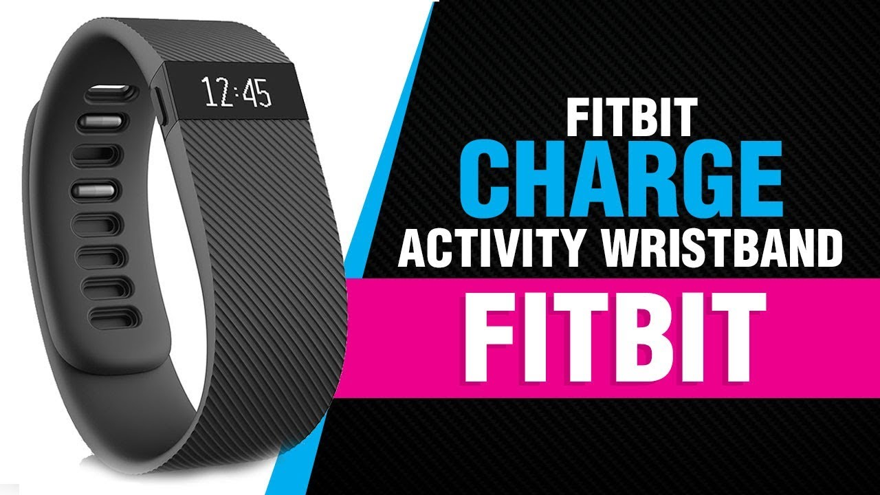 Fitbit Charge Wireless Activity Wristband, Black, Large Review ...