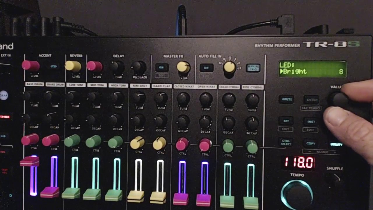 Roland TR-8S Tutorial: How To Midi Sync with Ableton and Remove Doubled  Sounds