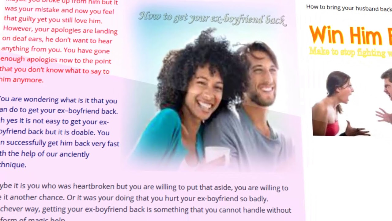 Lost Love Spell to Bring Your Man Back from another Woman