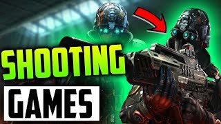 Top 14 Best FREE ONLINE SHOOTING Games (FPS) 2018 May (Android,iOS)