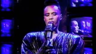 Grace Jones - Nipple To The Bottle - Live on Switch.m4v