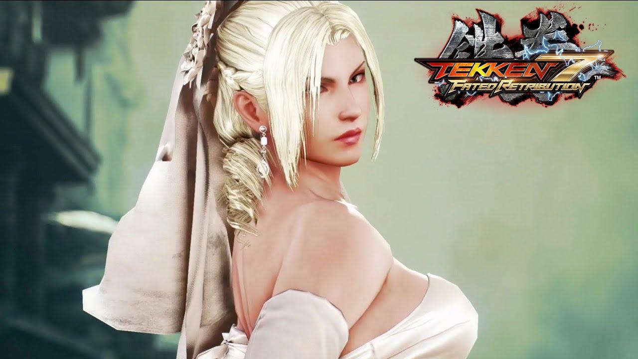 Tekken 7 Fated Retribution Nina Williams Reveal Youtube