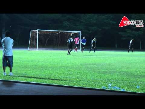 IVP 2013 : S R Nathan Soccer Challenge Semis - ITE East vs SP