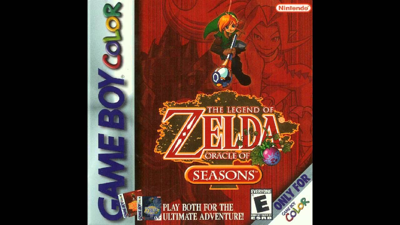 Game boy color legend of zelda - The Legend Of Zelda Oracle Of Seasons Windmill Song Of Storms Youtube