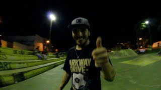 SKATE SESH #4 - AVIOES DO FORRO VERSION - PISTA 24-04-14