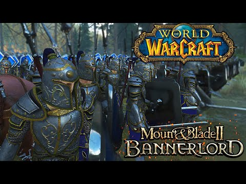World Of Warcraft Invades Mount & Blade II Bannerlord |