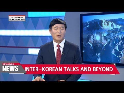 INTER-KOREAN TALKS AND BEYOND