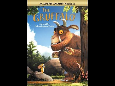 Opening & Closing To The Gruffalo 2011 DVD