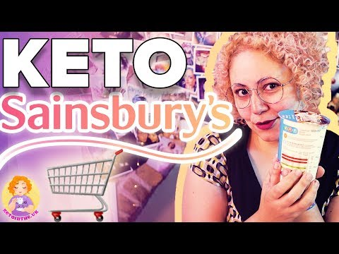 keto-haul-uk-grocery-shopping-list-at-sainsburys-🛒-low-carb-friendly-food-haul-2019