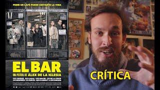 Explicacion pelicula el bar
