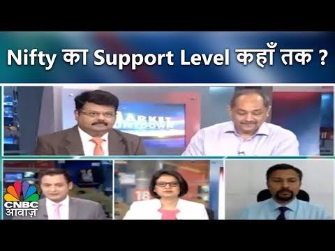 Nifty का Support Level कहाँ तक?   Ambareesh Baliga की राय   21st Feb   CNBC Awaaz