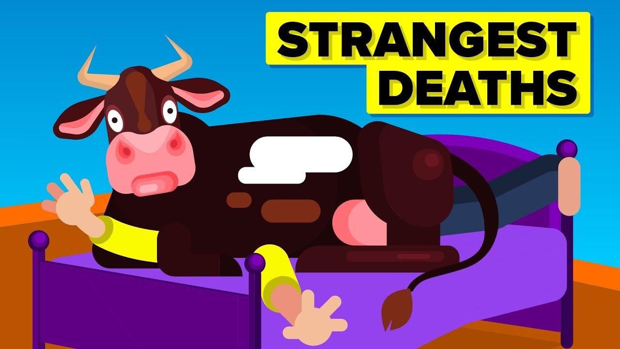 Strangest Ways People Died