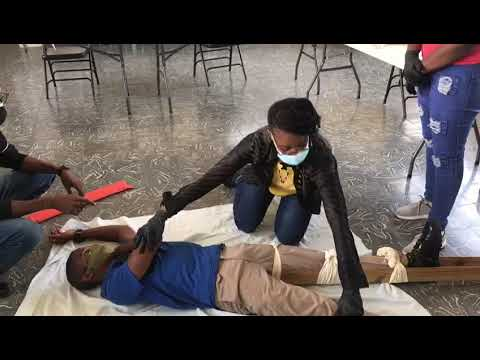 CPR & First Aid Training 1