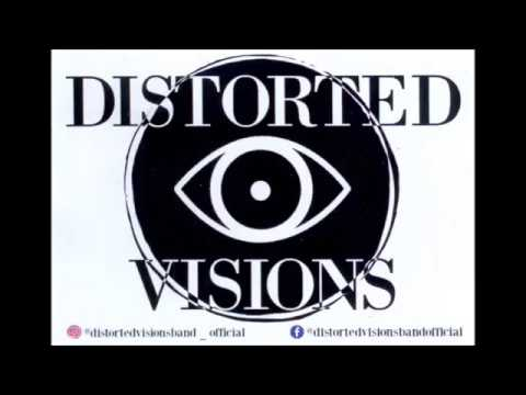 outside recording studio: DISTORTED VISIONS - GORE - 2018