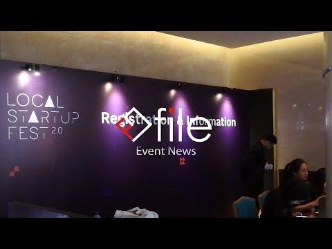 FILE EVENT NEWS: Serunya Local Startup Fest 2.0 Jakarta
