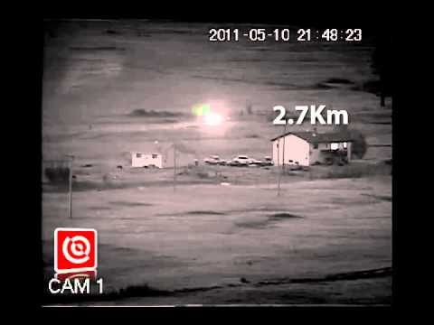 Long Range Day Night Laser Ir Infrared Illumination