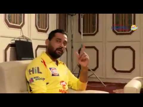 Kaala Teaser ft. MS Dhoni, Harbhajan Singh, Dwayne Bravo and #MuraliVijay. #Whistl
