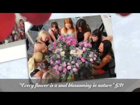 Zahara | flower arranging workshops perth | flower arranging classes perth | florist perth