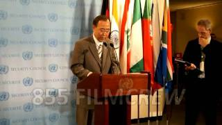 Ban Ki-moon, Secretary-General of the United Nations,.mpg- aPixelStory