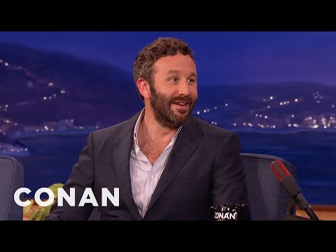 Chris O'Dowd's Prank On His Newborn Son  - CONAN on TBS fragman