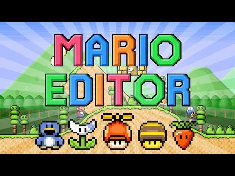 Mario Editor | ALL POWER-UPS!