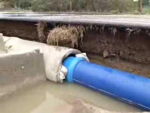 Arvada Flood Damage at Indiana St. near 77th